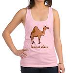 Camel Love Racerback Tank Top