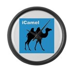 iCamel Large Wall Clock