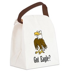 Got Eagle? Canvas Lunch Bag