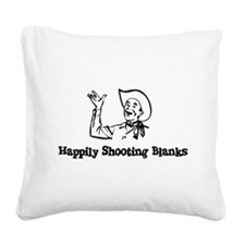 child_free_by_choice02.png Square Canvas Pillow