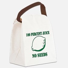 vasectomy02.png Canvas Lunch Bag