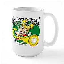 Soccer - Goal Gal Mug