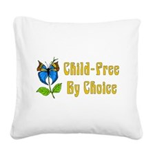 free01.png Square Canvas Pillow