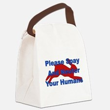 over_population01a.png Canvas Lunch Bag