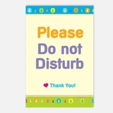 Do Not Disturb Postcards (Package of 8)