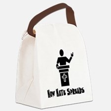 atheist05.png Canvas Lunch Bag