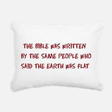 bible01.png Rectangular Canvas Pillow