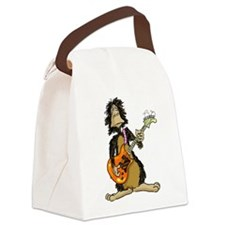 Cool Monkey Canvas Lunch Bag