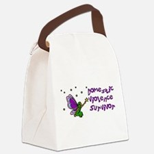 domestic_violence_survivor01.png Canvas Lunch Bag