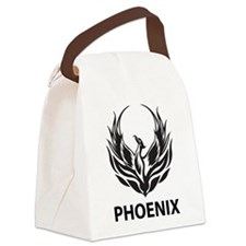 Phoenix Canvas Lunch Bag