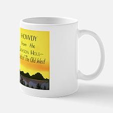 Jackson Hole Wyoming Mug