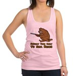 Arm Bears Racerback Tank Top
