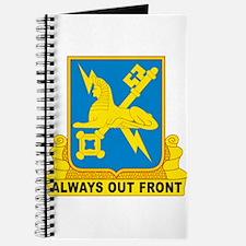 USA Army Military Intelligence Insignia Journal