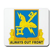 USA Army Military Intelligence Insignia Mousepad