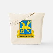 USA Army Military Intelligence Insignia Tote Bag