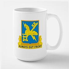 USA Army Military Intelligence Insignia Mug