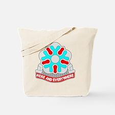 USA 704th Military Intelligence Brigade Tote Bag
