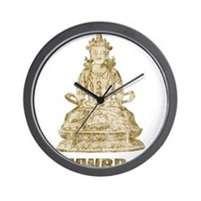 Vintage What Would Buddha Do? Wall Clock
