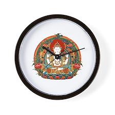 Kuan Yin Wall Clock