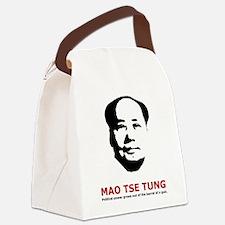 Cute Mao warhol Canvas Lunch Bag