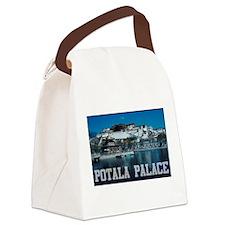 Potala Palace Canvas Lunch Bag