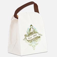 Cute Free tibet Canvas Lunch Bag