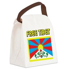 Free Tibet Canvas Lunch Bag