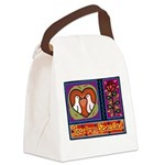 You're Special Canvas Lunch Bag
