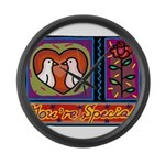 You're Special Large Wall Clock