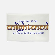 Enlightenment Rectangle Magnet