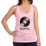 Vinyl Racerback Tank Top