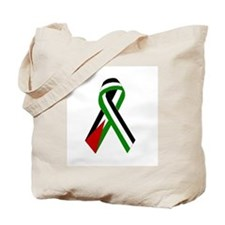 Palestinian Ribbon for Peace & Justice Tote Bag
