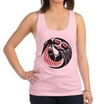 Tribal Tattoo Racerback Tank Top