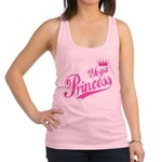 Yoga Princess Racerback Tank Top