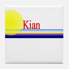 Kian Tile Coaster