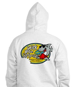 Shark Bite Surfboards Hoody