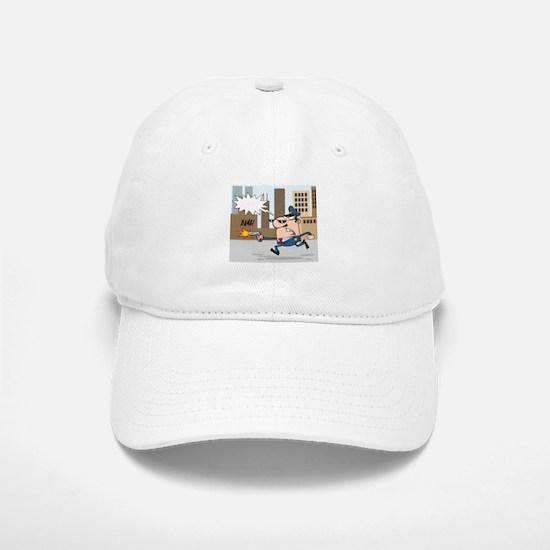 Police Baseball Baseball Cap