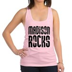 Madison Rocks Racerback Tank Top