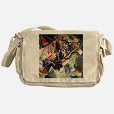 Wassily Kandinsky Composition VI Messenger Bag