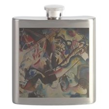 Wassily Kandinsky Composition VI Flask