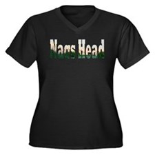 Nags Head Sunrise Over the Dunes Women's Plus Size