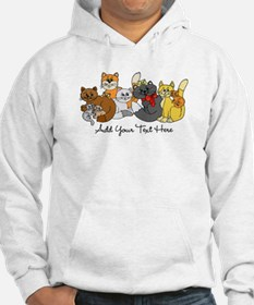Cats and Kittens Jumper Hoody