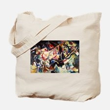 Wassily Kandinsky Composition VI Tote Bag