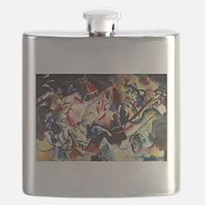 Wassily Kandinsky Composition VI Flask