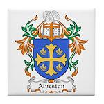 Alverton Coat of Arms Tile Coaster