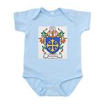 Alverton Coat of Arms Infant Creeper