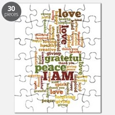 I AM Affirmations Puzzle
