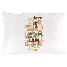 I AM Affirmations Pillow Case