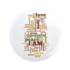 "I AM Affirmations 3.5"" Button"