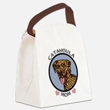 3-catahoula head mom.png Canvas Lunch Bag